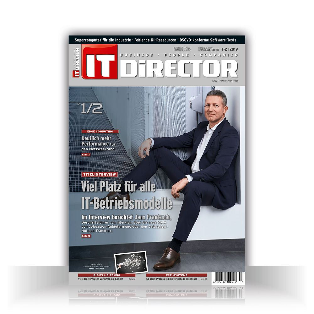 IT-DIRECTOR Print Cover 2019